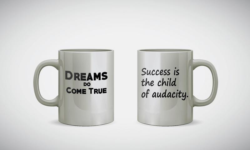 Coffee Mugs Mockup by SobohRami