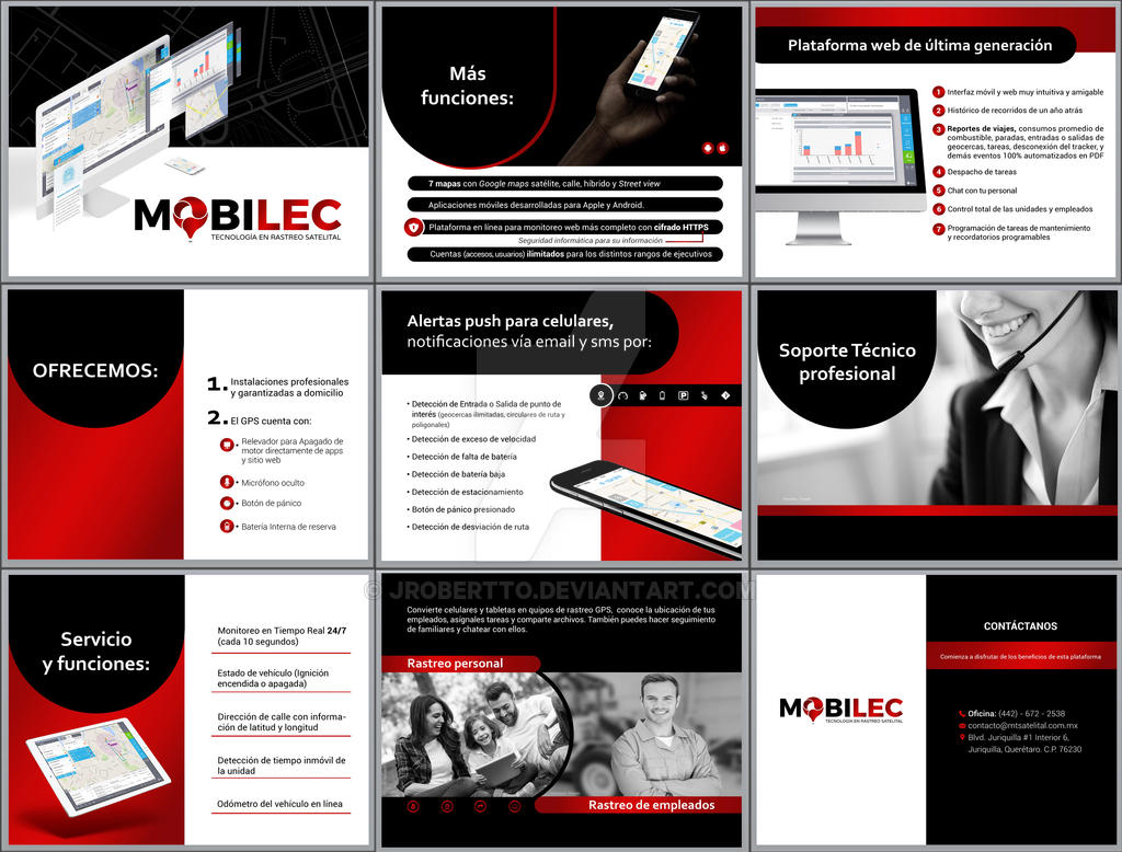 presentacion powerpoint mobilec by jrobertto on deviantart