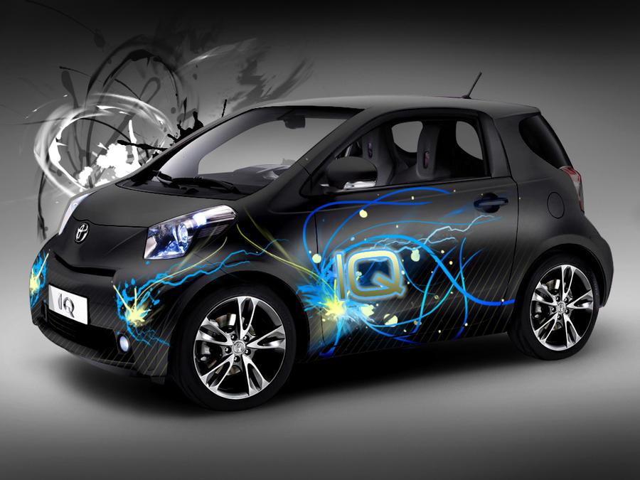 Toyota Iq design by GTStudio on DeviantArt