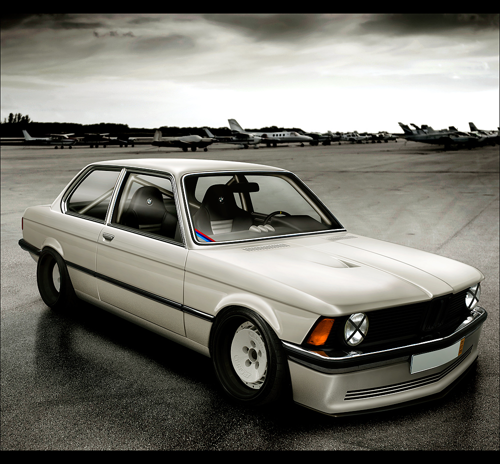 BMW E21 by GTStudio on DeviantArt