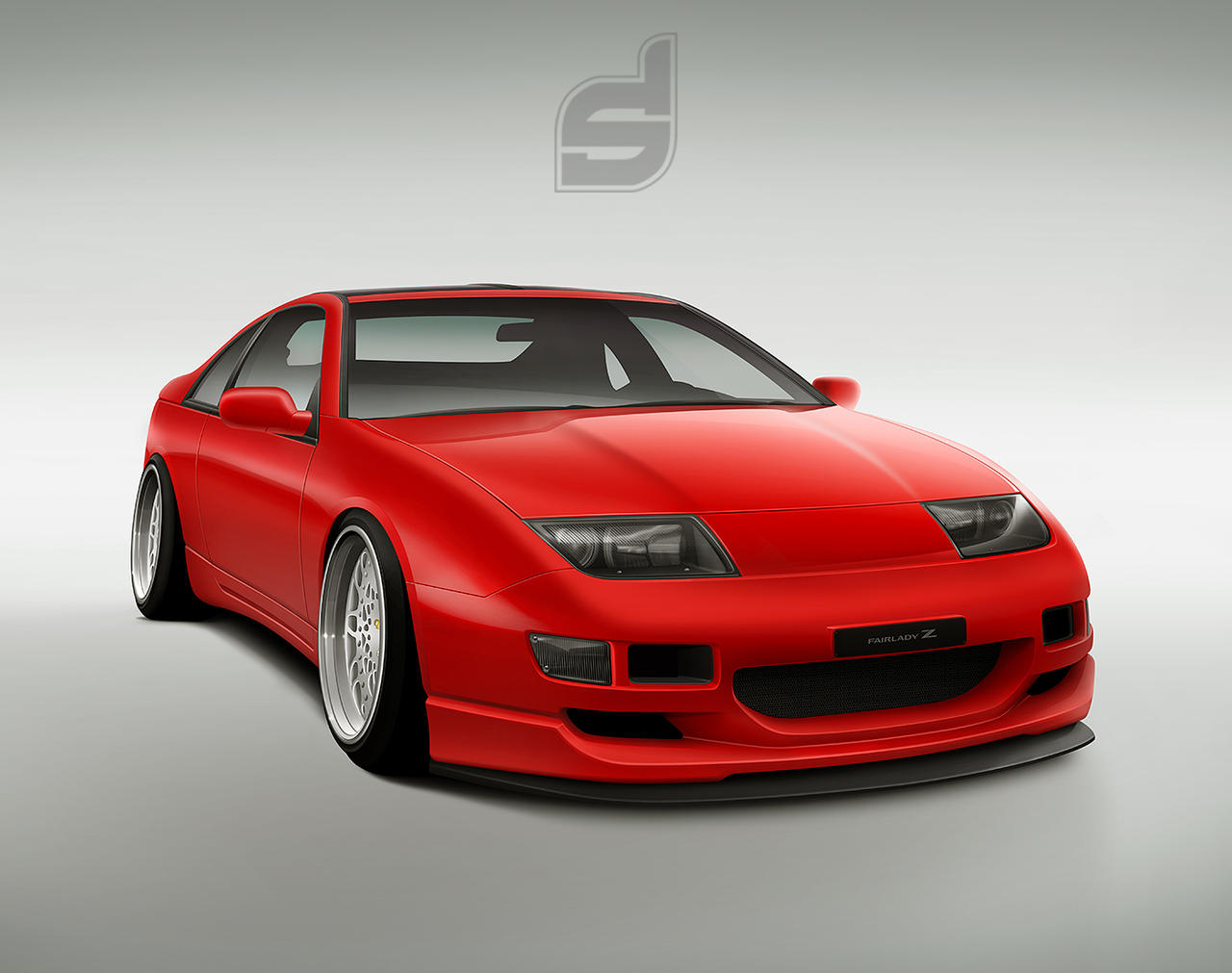 Vincent DeLucas 300zx by GTStudio