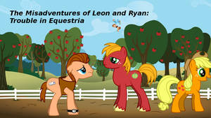 The Misadventures of Leon and Ryan: TiE Promo 2