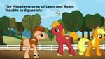 The Misadventures of Leon and Ryan: TiE Promo 2
