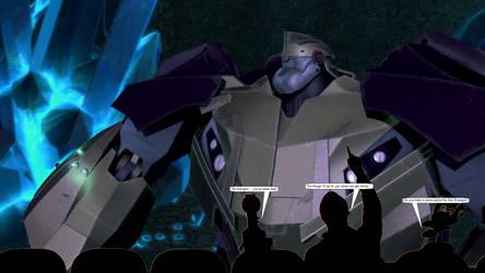 Transformers Prime MST3K 102