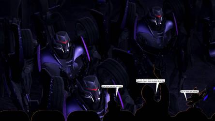 Transformers Prime MST3K - 106