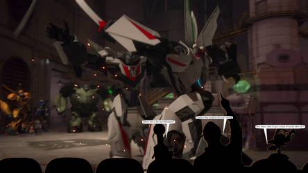 Transformers Prime MST3K - 108