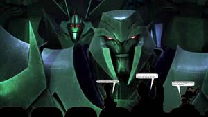 Transformers Prime MST3K - 301