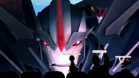 Transformers Prime MST3K - 114