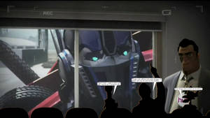 Transformers Prime MST3K - 209