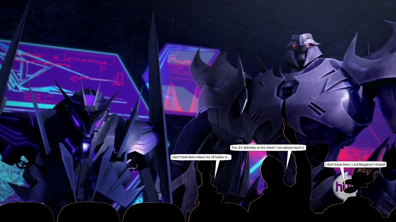 Transformers Prime MST3K - 312