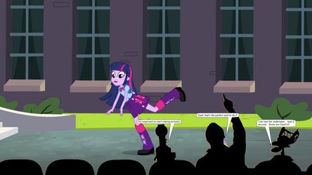 MLP - Equestria Girls Movie - Part 1 MST3K
