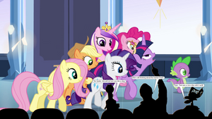 MLP - Equestria Girls Movie - Part 3 MST3K