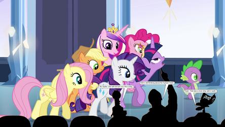 MLP - Equestria Girls Movie - Part 3 MST3K