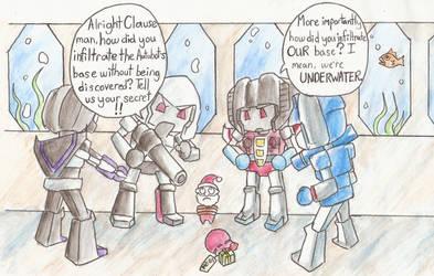 A Decepticon Christmas