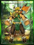 Zodiac Warrior: Taurus