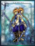 Zodiac Warrior: Gemini