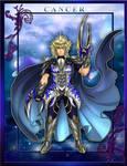 Zodiac Warrior: Cancer