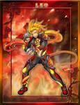 Zodiac Warrior: Leo