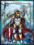 Zodiac Warrior: Libra