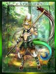 Zodiac Warrior: Capricorn