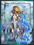 Zodiac Warrior: Aquarius