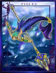Zodiac Warrior: Pisces