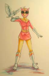 Custom Power Ranger Commission