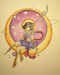 Sailor Saturn Goddess