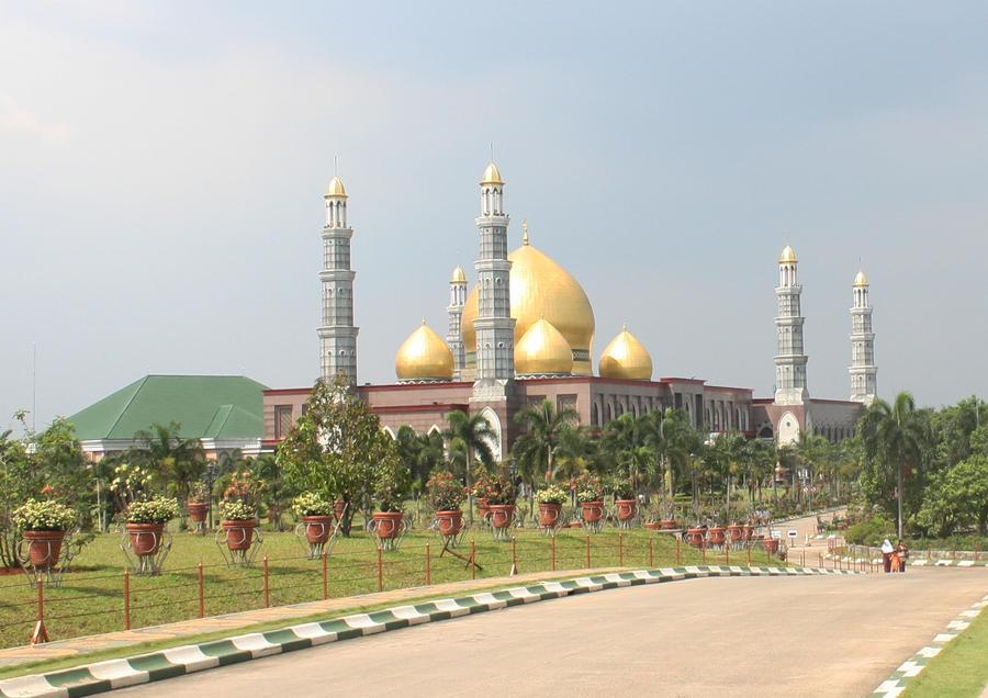 Haji dan Umroh murah : Masjid Terunik di Dunia