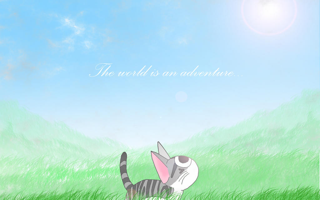Chi worldwide by rivaldragonic on deviantart for Sweet home wallpaper jogja