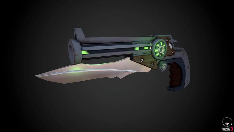 Gun by GiH-Crafting