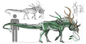 Phoenix Dream Creature contest-Kirin by Fafnirx