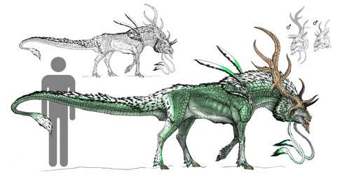 Phoenix Dream Creature contest-Kirin