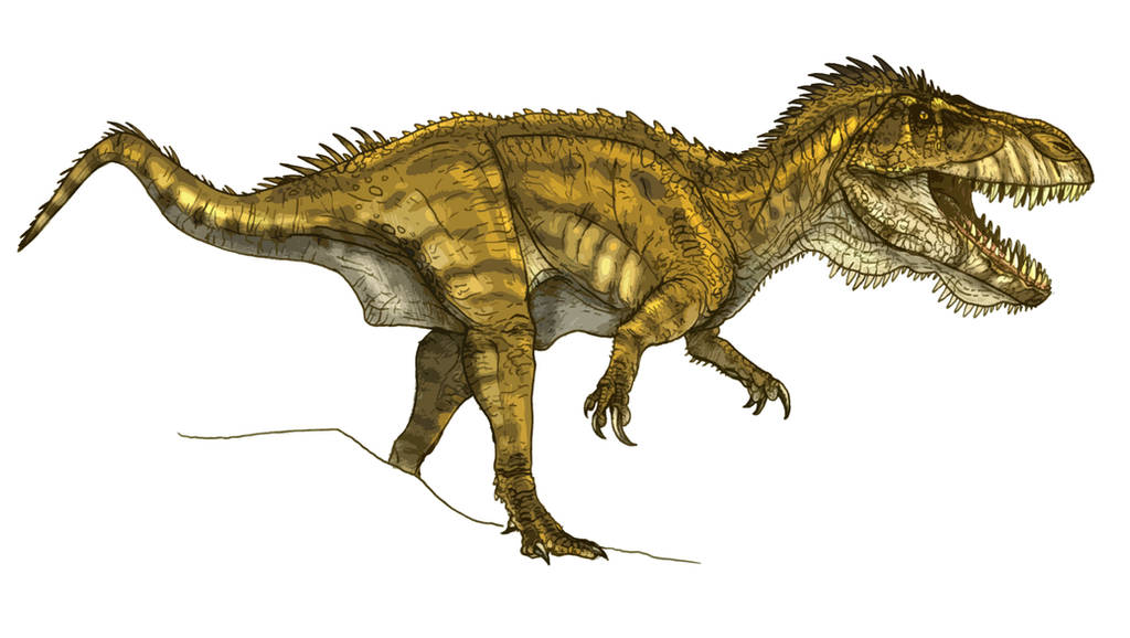 Torvosaurus by Fafnirx