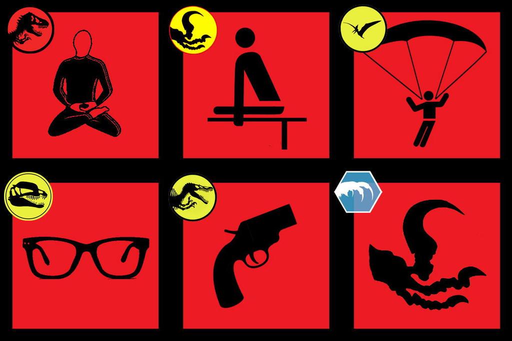 The Jurassic Park Survival Guide By Fafnirx On Deviantart