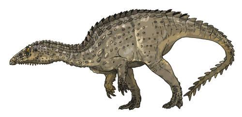 Isaberrysaura by Fafnirx