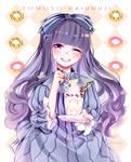 Tomoyo Daidouji_ Cardcaptor Sakura