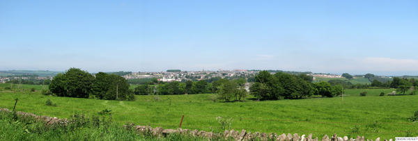 Panoramic Lanark by kieranan