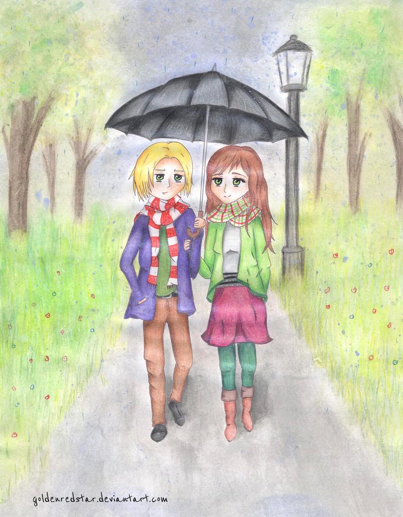 Friendship Day by GoldenRedStar