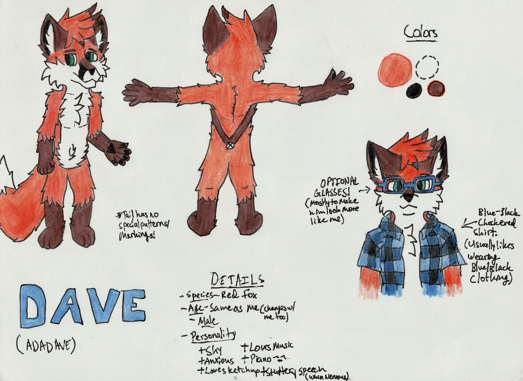 Dave's Ref Sheet by Adadave