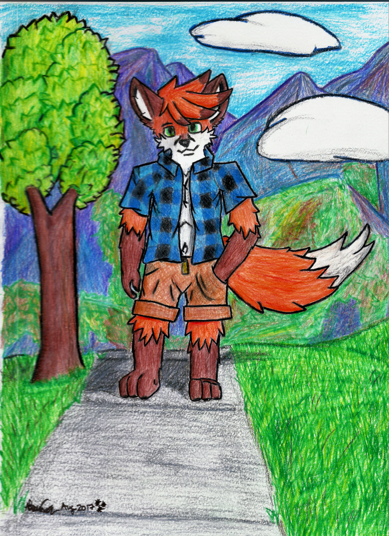A Walk in the Valley 2017 by Adadave