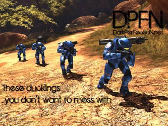 DPFN Ducklings by ShinuSunaipa