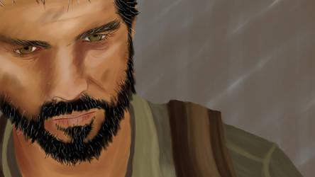 Last of Us: Joel by ShinuSunaipa