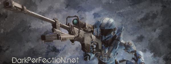 Halo 4 Sniper Sig by ShinuSunaipa