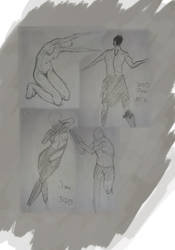 Sketch Dump by ShinuSunaipa