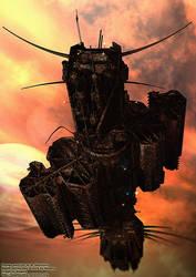 The slayer of worlds by Magmarama