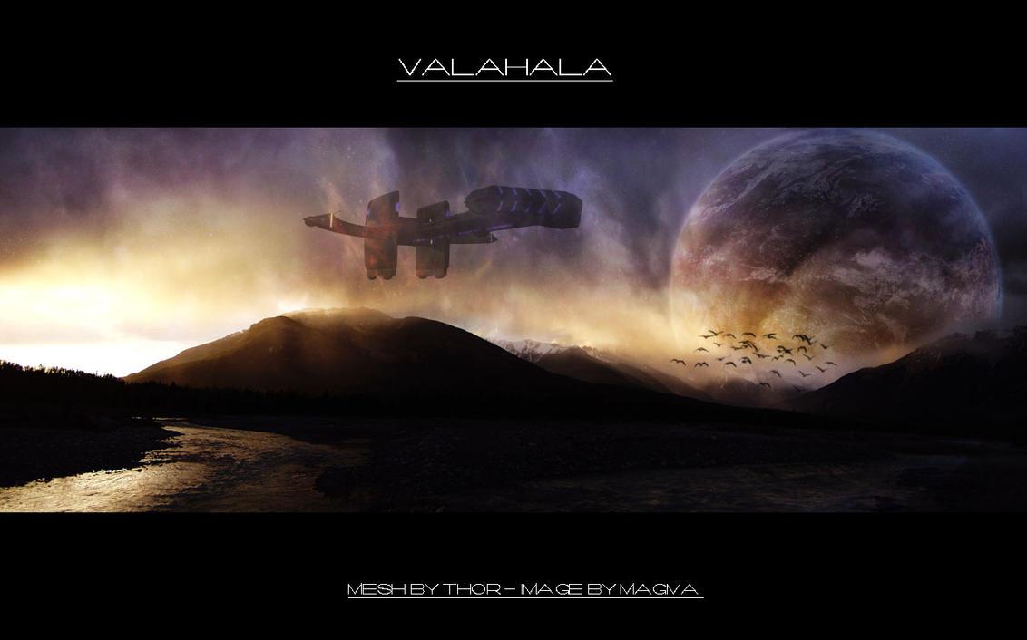 Výsledek obrázku pro stargate asgard wallpaper
