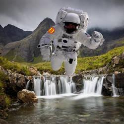 Dylan Wheeler astronaught by Captdestructo3