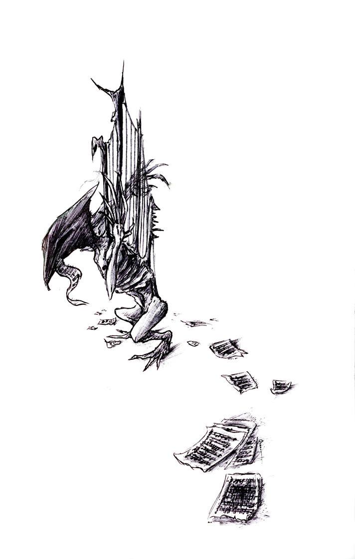Le Musicien by Banema