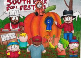 Fall Festival by Lady-KL